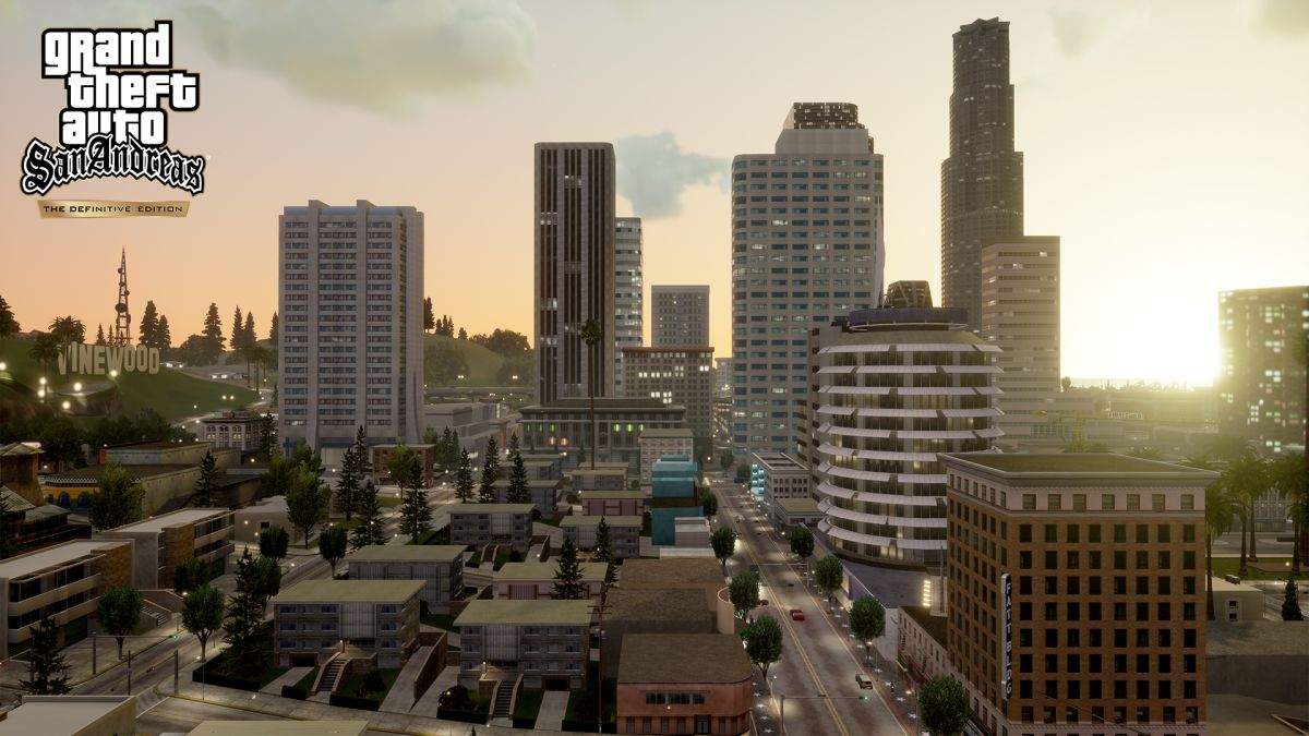 GTA Trilogy system requirements are here