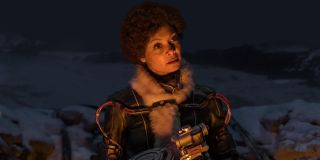 Thandiwe Newton as Val in Solo: A Star Wars Story
