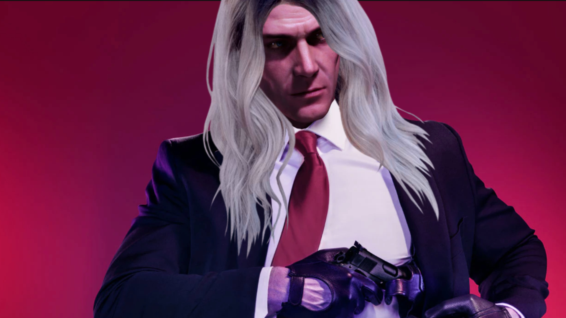 Agent 47 could be getting some luscious locks in the Hitman TV show