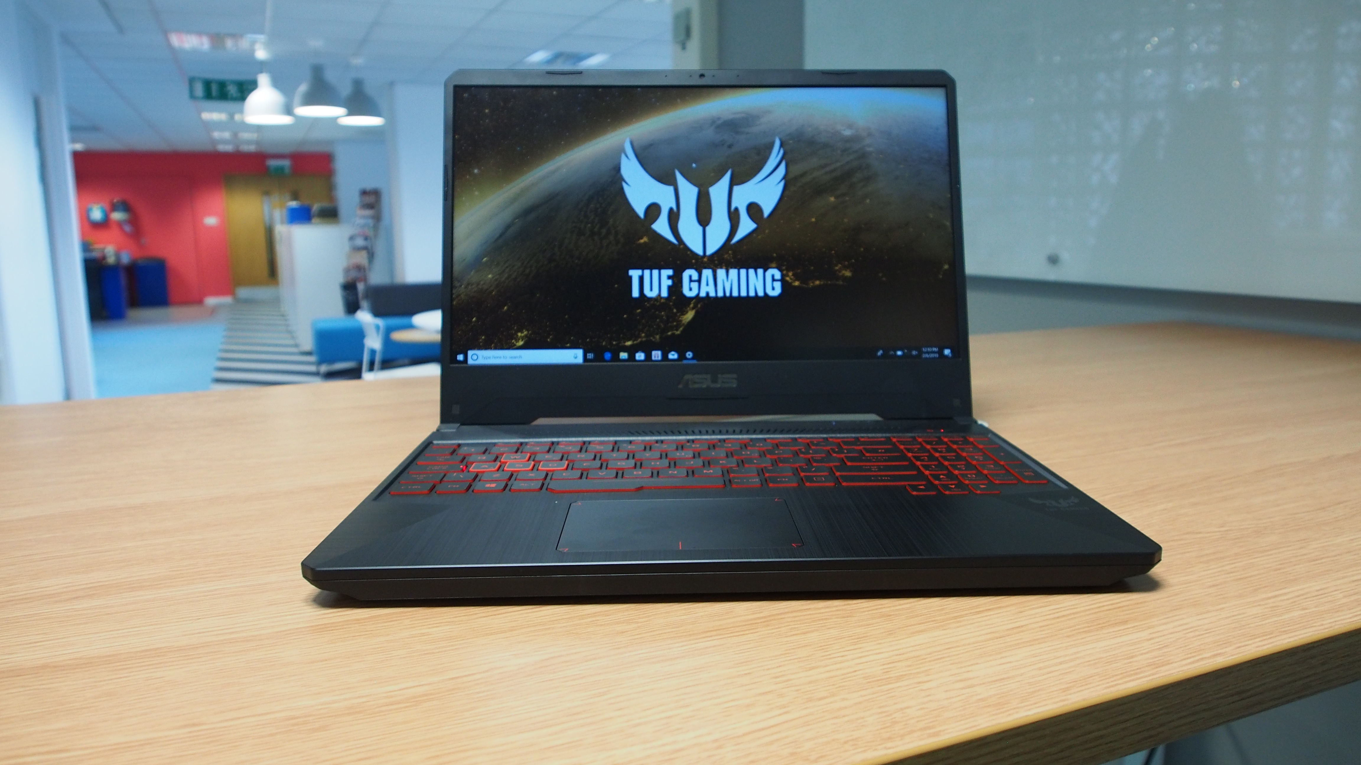 Asus TUF Gaming FX505DY review: Page 2 | TechRadar
