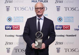 London Football Awards 2019 Handout Photos