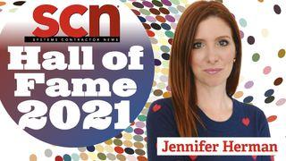 Jennifer Herman SCN Hall of Fame 2021