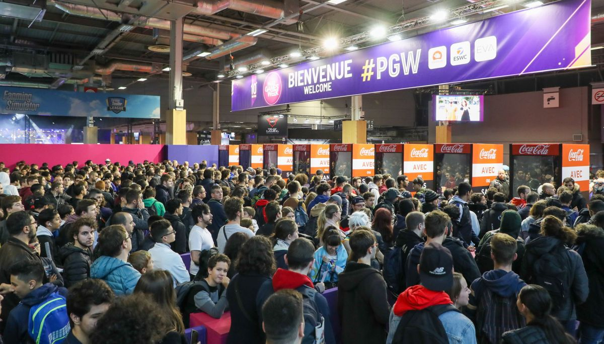 Paris Games Week has been cancelled because of the COVID-19 pandemic