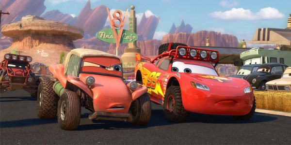 The Blunt Reason Cars Don T Eat Food In The Pixar Movies Cinemablend