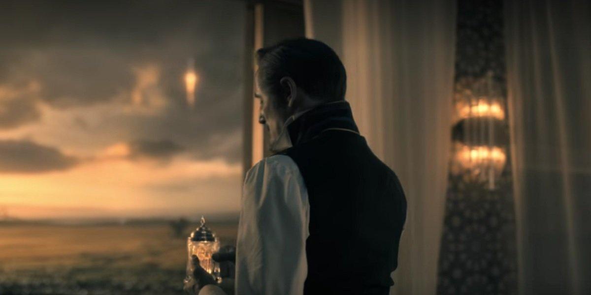 Colm Feore as Sir Reginald in Umbrella Academy