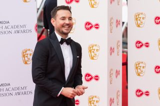 Line of Duty star Martin Compston.