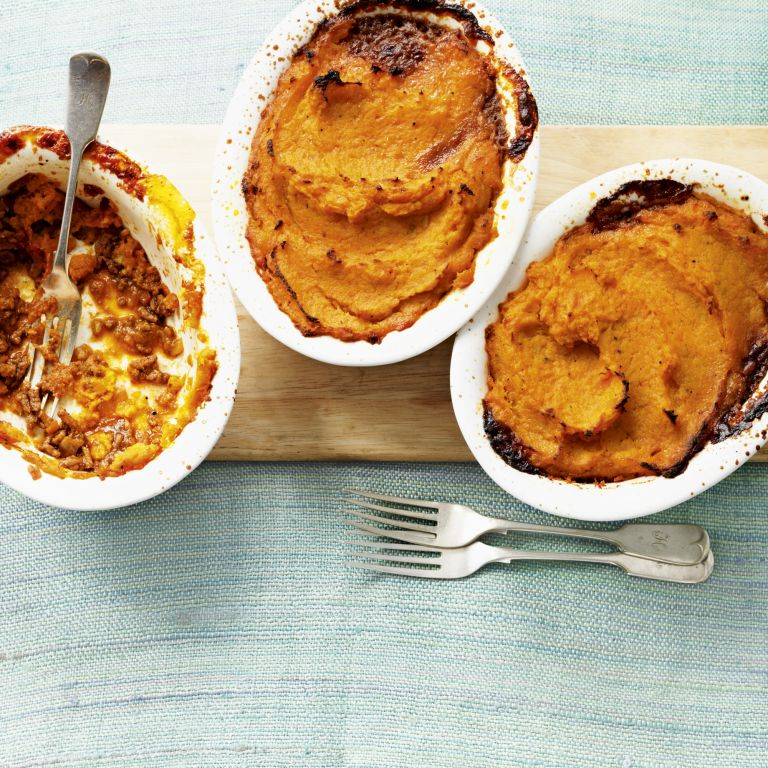 Spirced Cottage Pie with winter root mash-recipes-woman and home