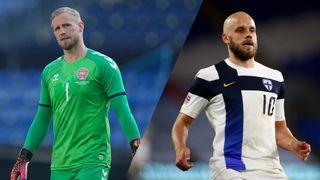 Se Euro 2020-kampen Danmark - Finland live på tv eller via streaming