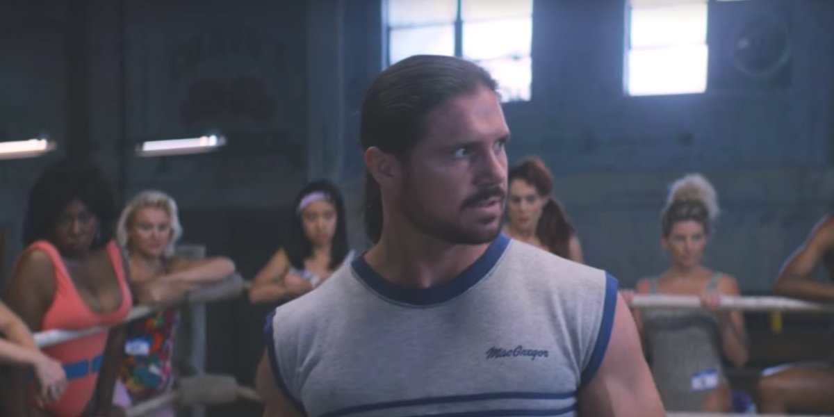 John Morrison looking for a bounce back from GLOW