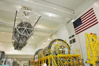 NASA Readies Space Station Trusses for Next Shuttle Launch