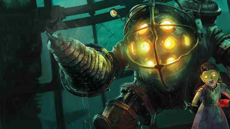 There's reportedly a new BioShock game in the works