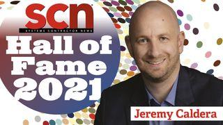 Jeremy Caldera SCN Hall of Fame 2021