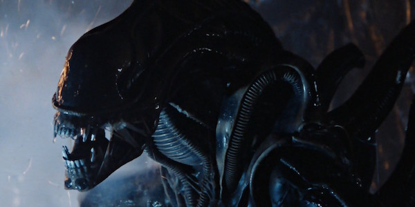 An Alien in Alien: Covenant