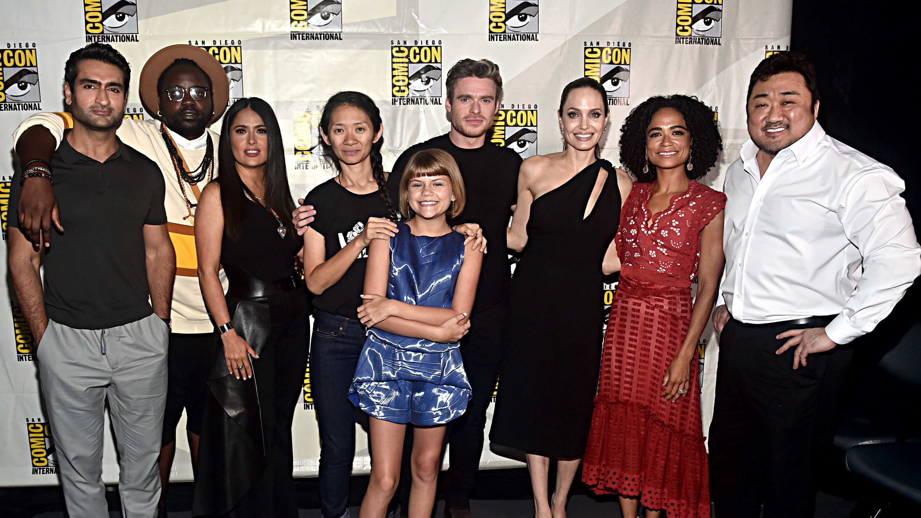 The Eternals Release Date Cast Trailer And More Tom S Guide