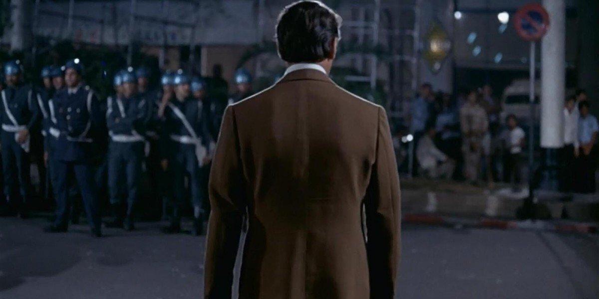 Screenshot from Z (1969)