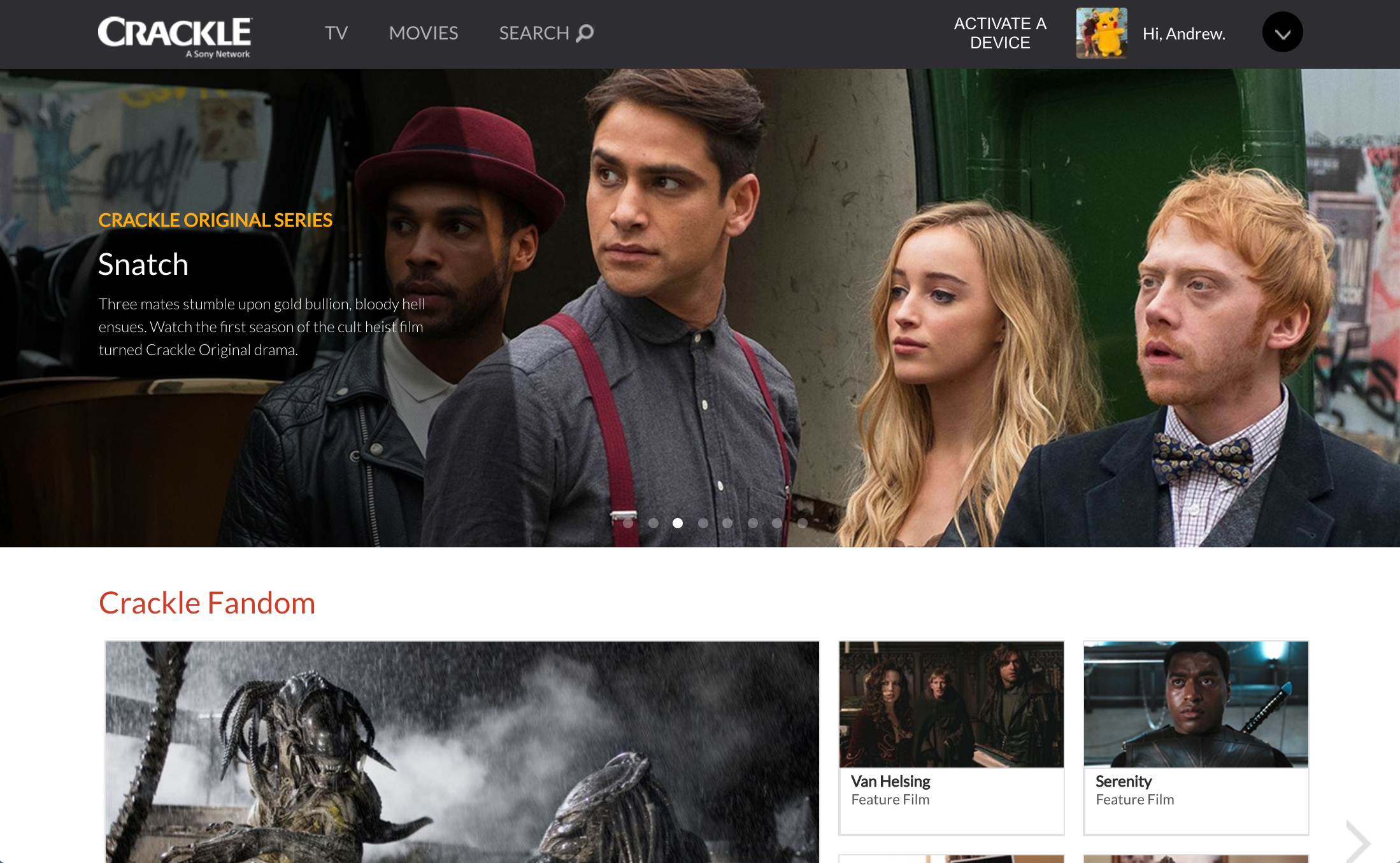 Crackle: Everything you need to know about Sony's free Netflix