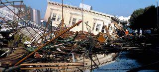 earthquakes, California earthquakes, damage