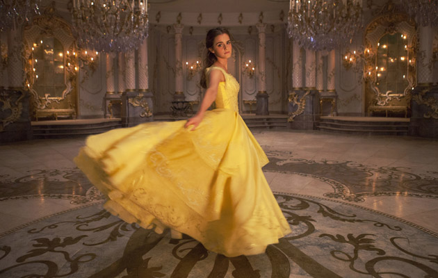 Beauty And The Beast Emma Watson Belle