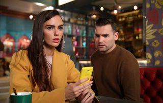 RUSS AND MERCEDES-HOLLYOAKS