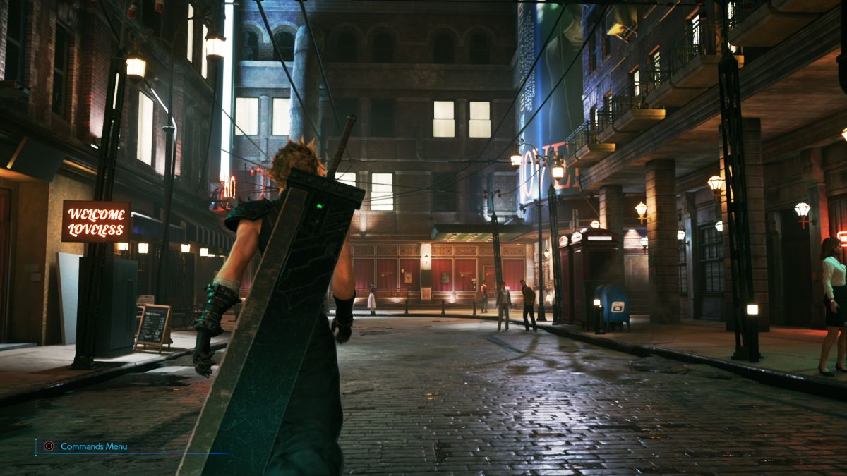 Final Fantasy 7 Remake has a turn-based 'Classic Mode' for fans of the original