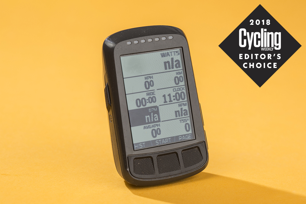Wahoo Elemnt Bolt review - Cycling Weekly