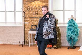 TV tonight The Great British Sewing Bee host Joe Lycett