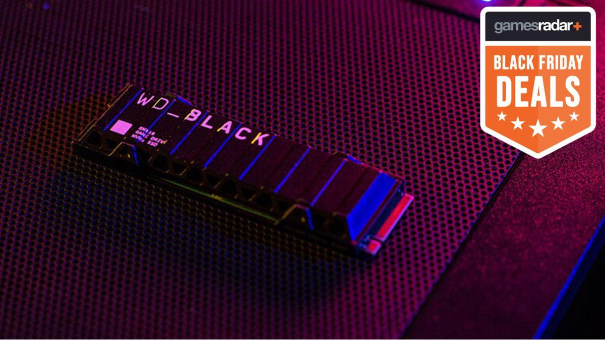 Black Friday Ssd Deals And External Hard Drive Sales Gamesradar