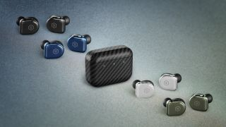 Master & Dynamic MW08 Sport earbuds feature wireless charging and a Kevlar case