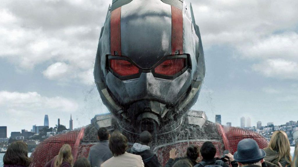 Netflix's final Marvel movie will be Ant-Man and the Wasp