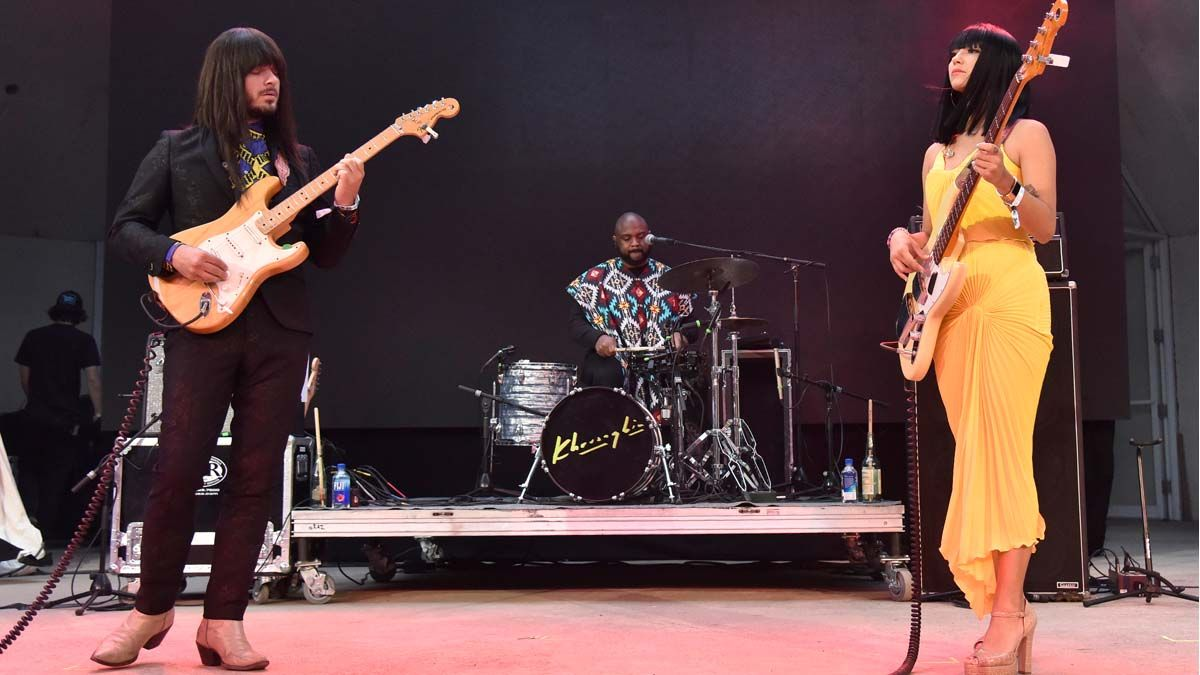 Khruangbin discuss their musical process, uniting styles and cultures, and  their favorite guitarists from around the world | Guitar World