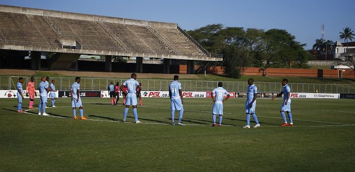 Chippa handed walk-over after Royal AM leave playoff before kick-off