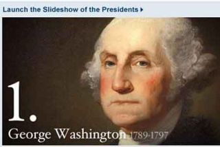 Great American Presidents' Sites & Apps
