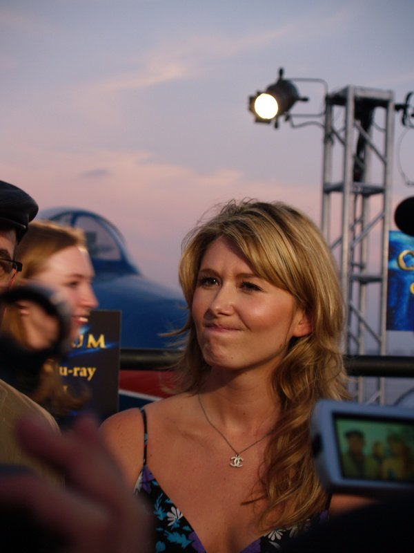 Comic Con: Aircraft Carrier Premiere Of Stargate Continuum #2867