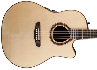 ovation introduces proto limited lt 60 acoustic guitar guitarworld. Black Bedroom Furniture Sets. Home Design Ideas