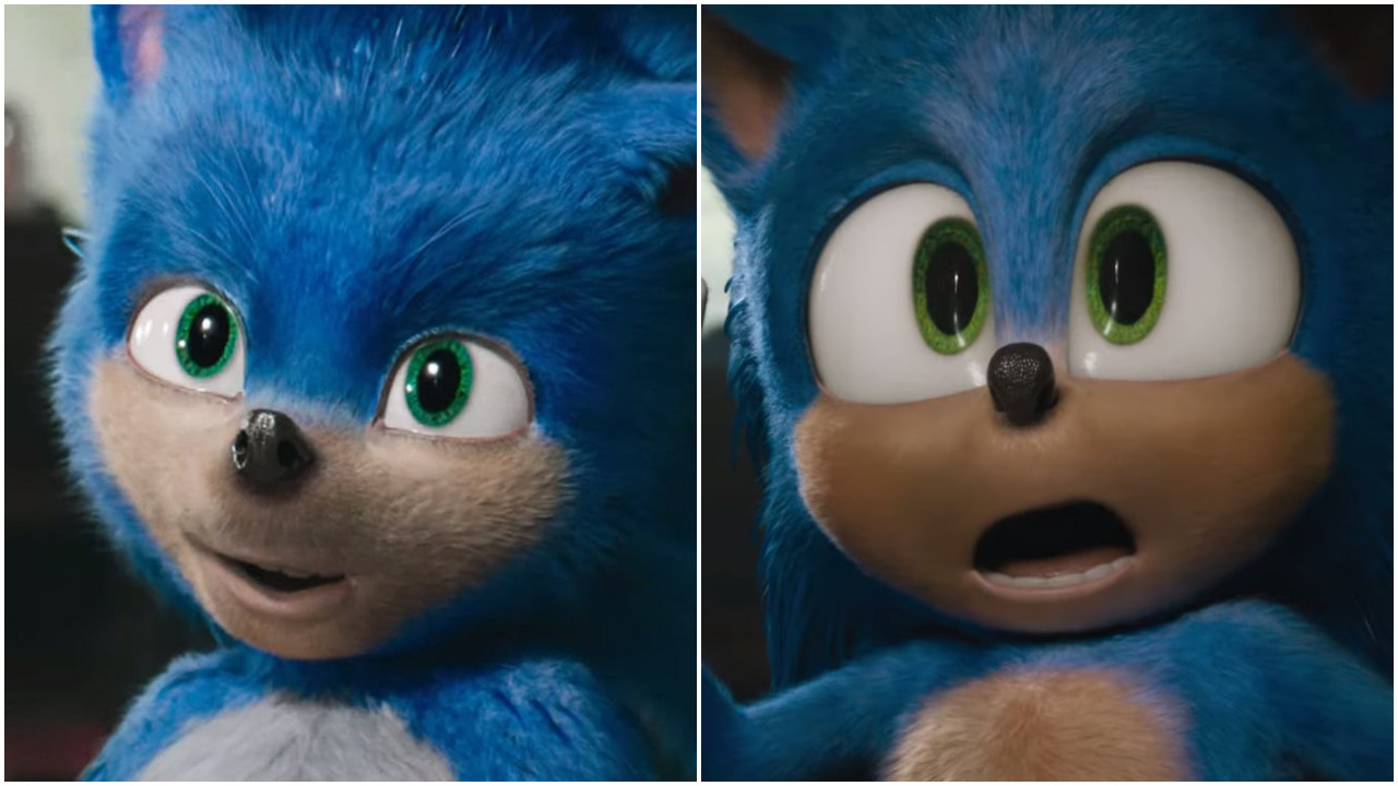 The Sonic Movie Director Talks Redesign It Was Pretty Clear On The Day The Trailer Was Released That Fans Were Not Happy Gamesradar