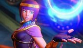 Menat Is Street Fighter 5's Newest Character