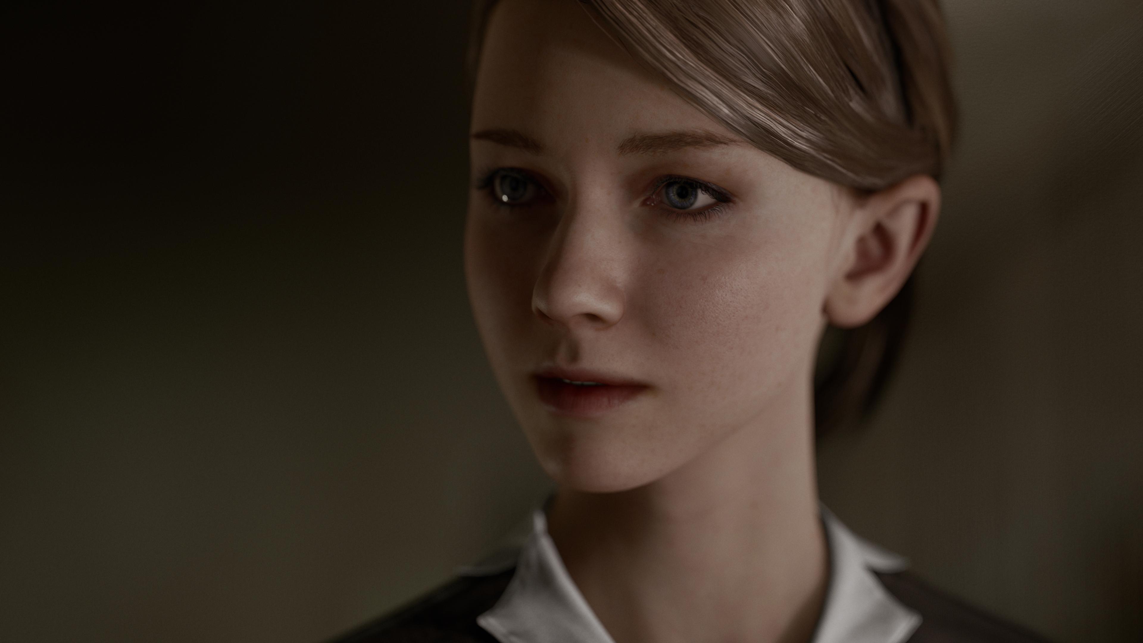 Detroit Become Human Preview Gamesradar