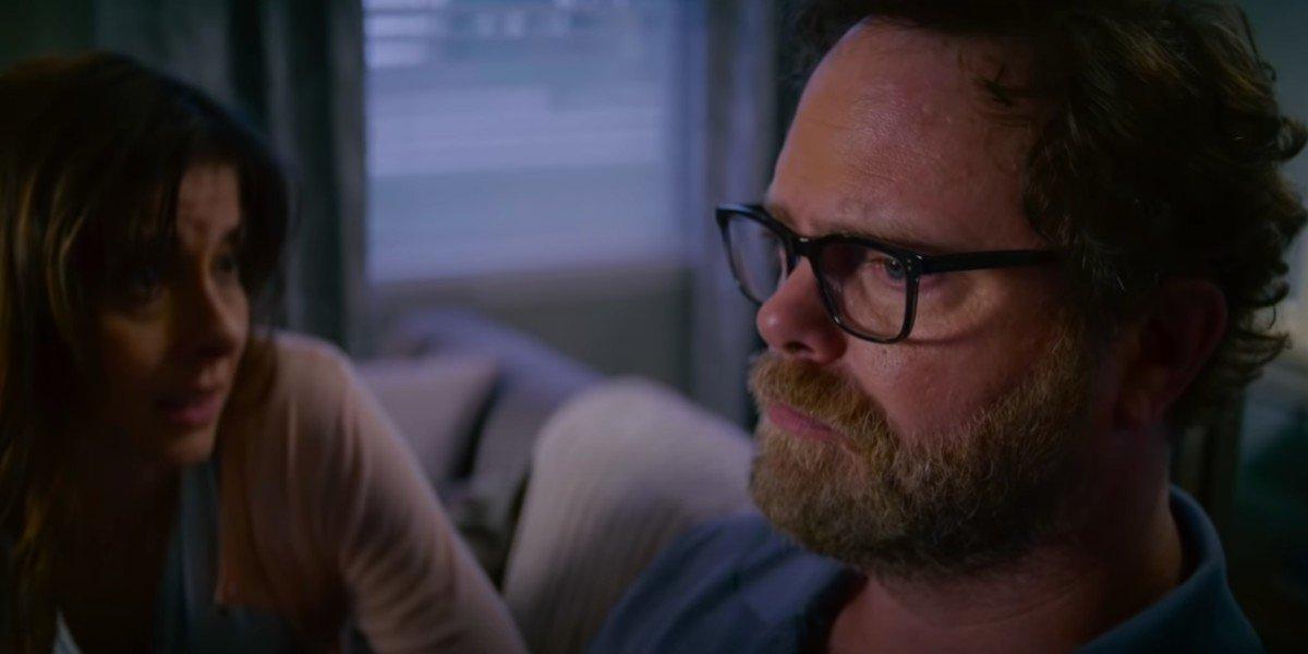 Rainn Wilson In Amazon Prime's Utopia