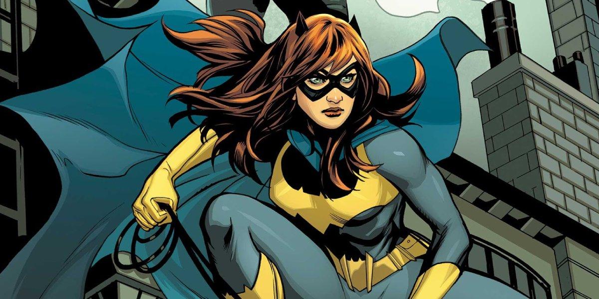 Barbara Gordon is Batgirl