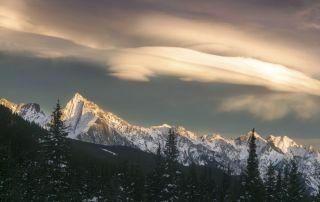 Chinook sky