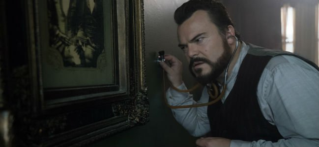 The House With A Clock In Its Walls Jack Black