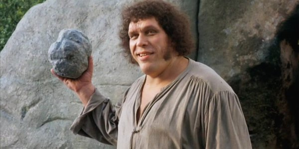 They're Making An Andre The Giant Movie, But Who On Earth ...