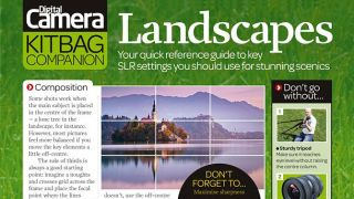 How do you capture the perfect landscape By following the tips on our cheat sheet of course