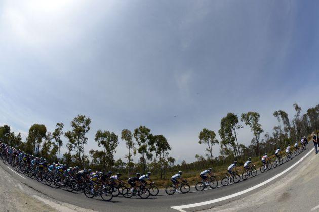 Peloton, Tour de France 2013, stage one