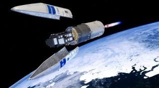 Sentinel-3 Earth Observation Satellite