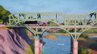 fortnite steel bridges