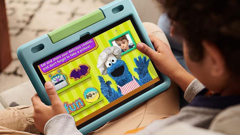 Amazon Fire HD 10 Kids Edition