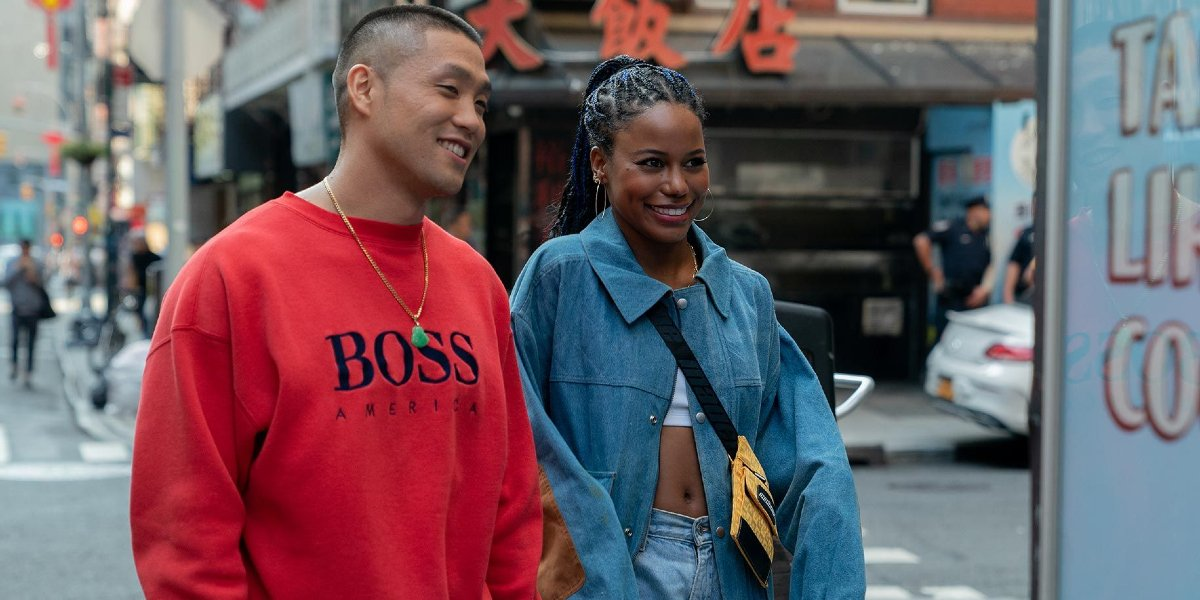 Taylor Takahashi and Taylour Paige in Boogie