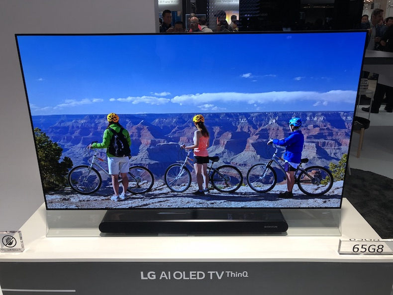 LG 2018 TVs: 4K, OLED, LCD - everything you need to know