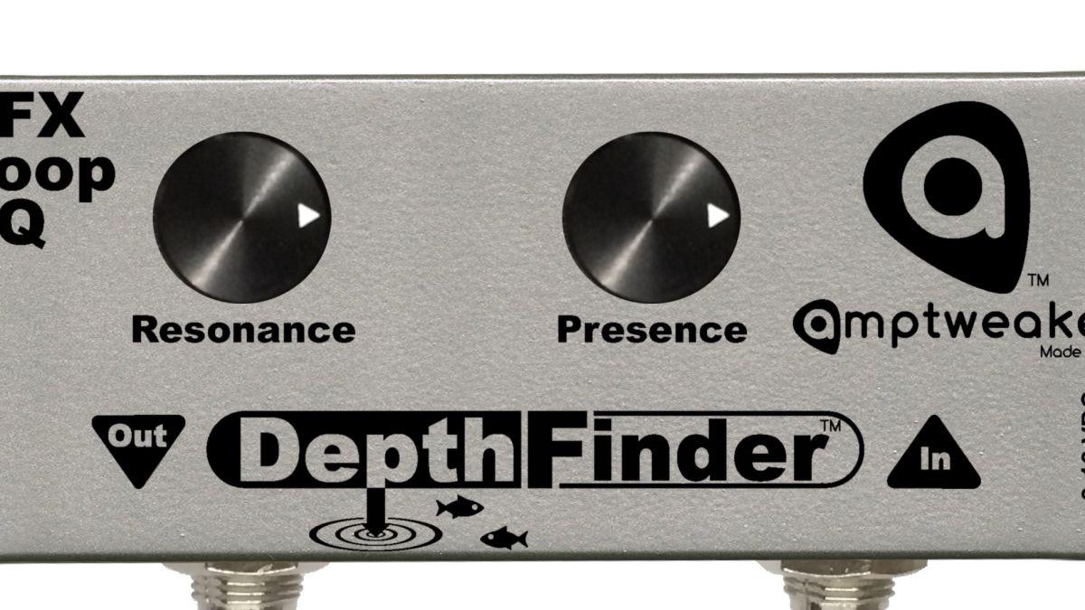 Amptweaker Announces New DepthFinder EQ Pedal